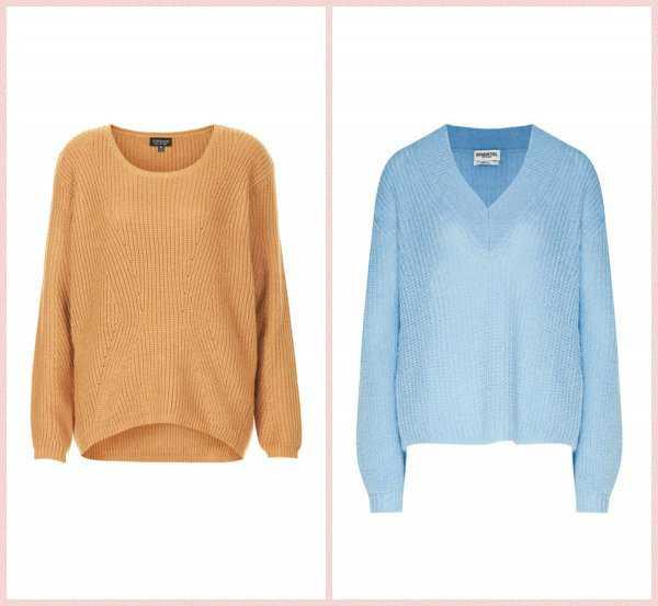 Джемпер и пуловер разница