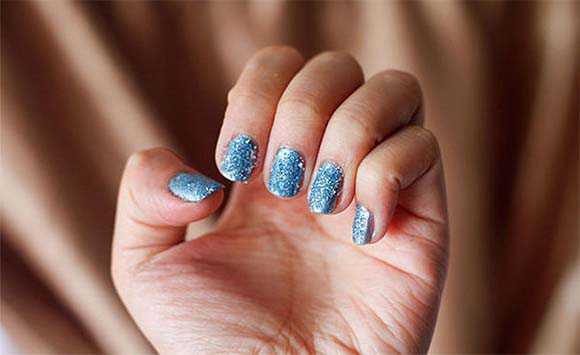 Кристаллизация ногтей