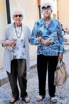 Стильные женщины в возрасте: фото 7