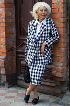 Российская пожилая женщина: фото 1