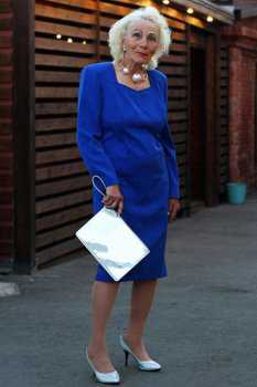 Российская пожилая женщина: фото 3