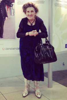 Российская пожилая женщина: фото 8