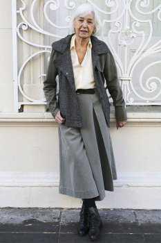 Как одеваться после 70: фото 1